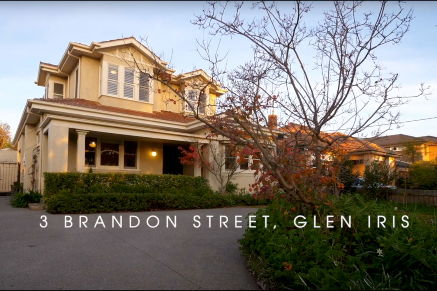 3 Brandon Street Glen Iris HOCKINGSTUART BELLE PROPERTY St Kilda